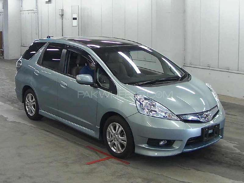 Honda Fit Hybrid 2013 Image-15
