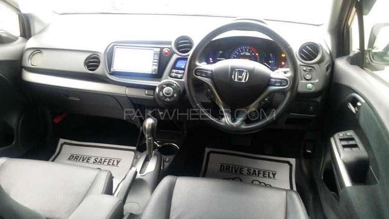 Honda Insight Exclusive XL INTER NAVI SELECT 2014 Image-6