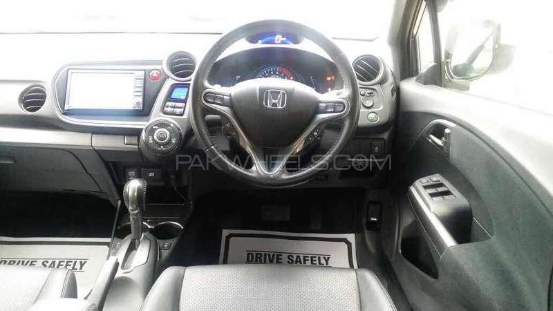Honda Insight Exclusive XL INTER NAVI SELECT 2014 Image-9