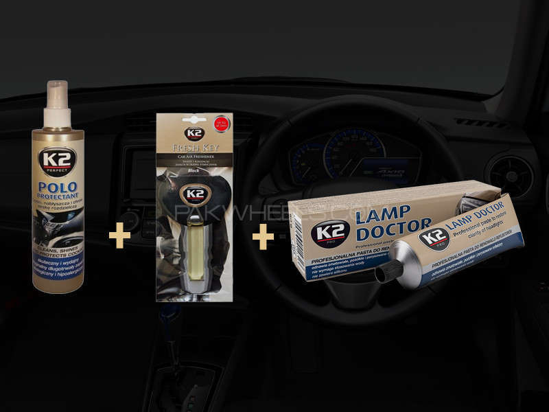 *BUNDLE OFFER* Car Care Products Package Image-1