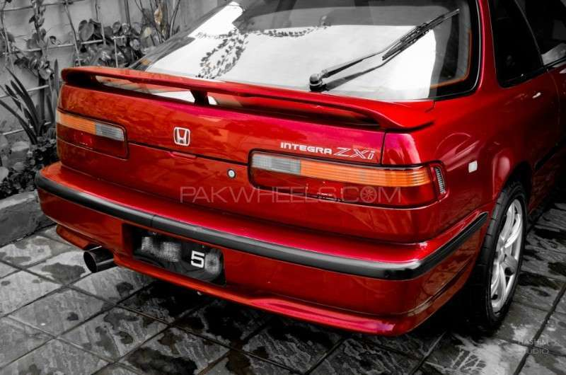 Honda Integra ZX 1992 Image-1