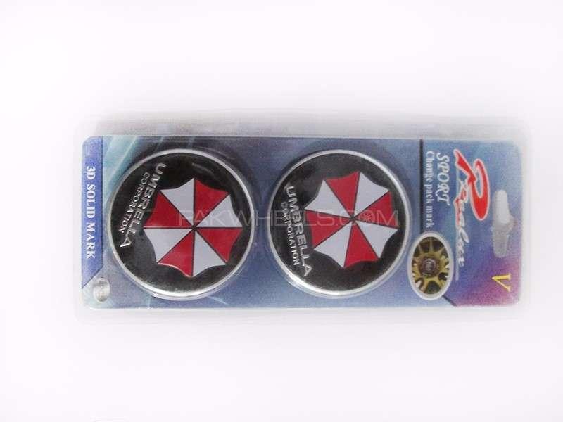 Wheel Cap Emblem Umbrella - PA10 Image-1