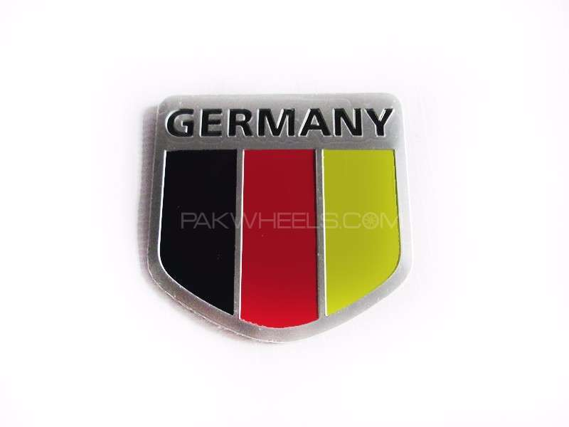 Emblem GERMANY - PA10 Image-1