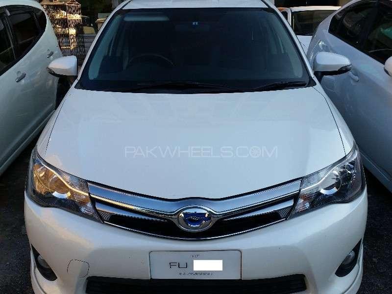 Toyota Corolla Fielder G 2014 Image-3