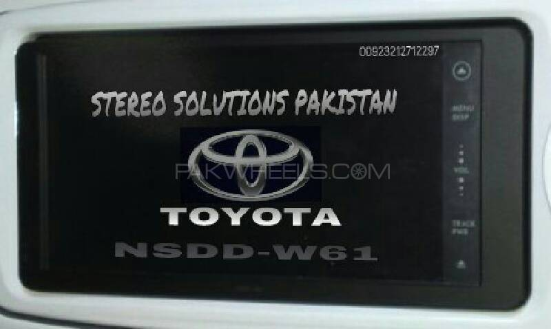 TOYOTA NSDD-W61 ORIGINAL SD CARD SOFTWARE AVAILABLE.  Image-1