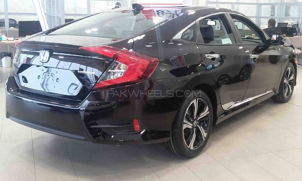 Honda Civic Turbo 1.5 VTEC CVT 2016 for sale in Lahore | PakWheels