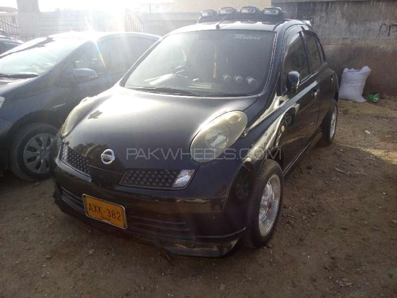 Nissan March 2006 Image-10
