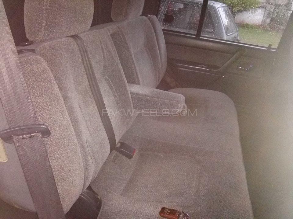 Mitsubishi Pajero Exceed Automatic 2.8D 1994 Image-11