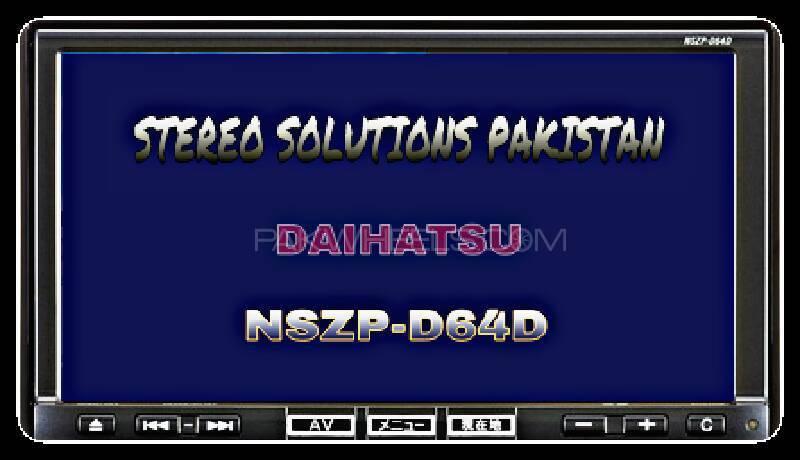NSZP-D64D DAIHATSU SOFTWARE SD CARD AVAILABLE. Image-1