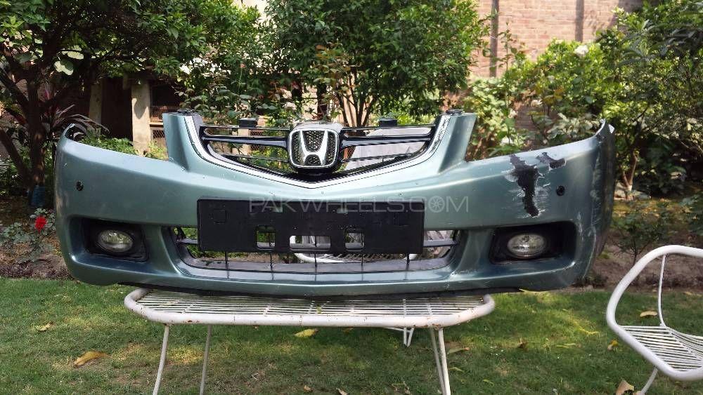 Honda Accord CL7/CL9 Front Bumper Image-1
