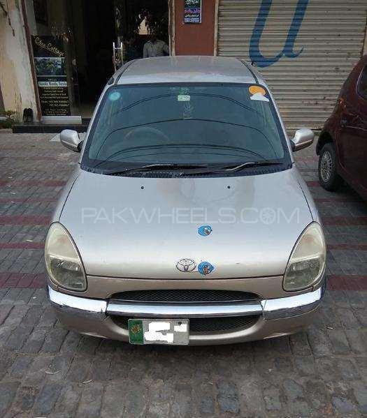 Toyota Duet 1998 Image-1