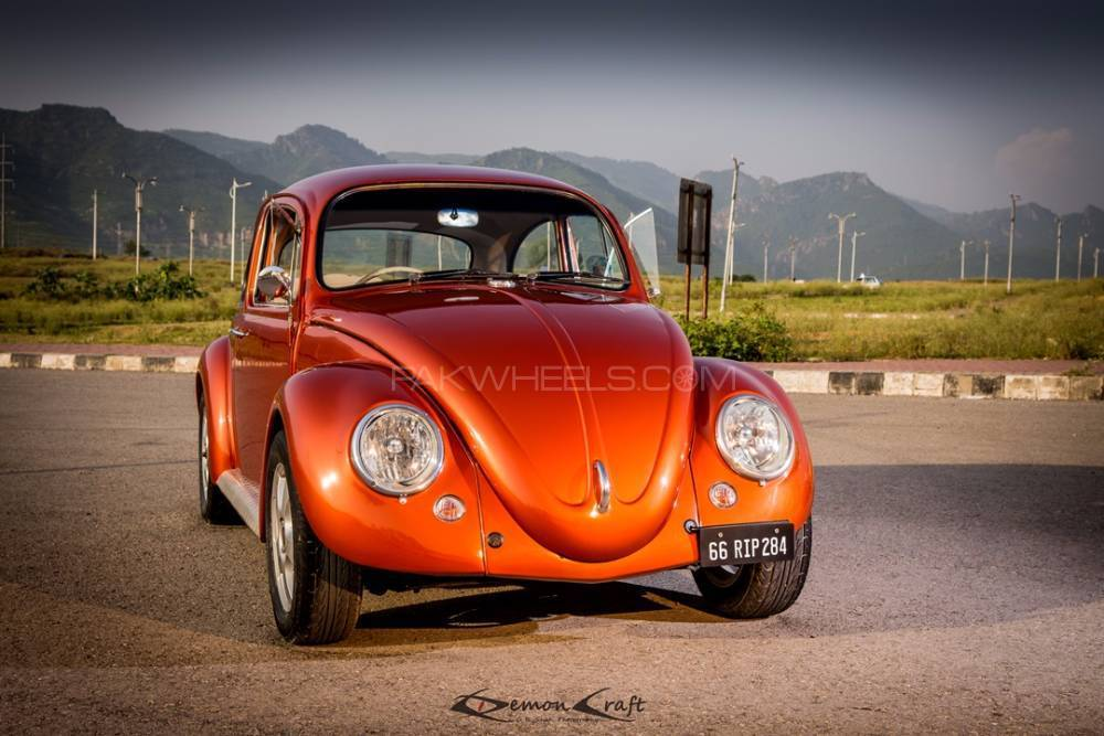 Volkswagen Beetle 1966 Image-1