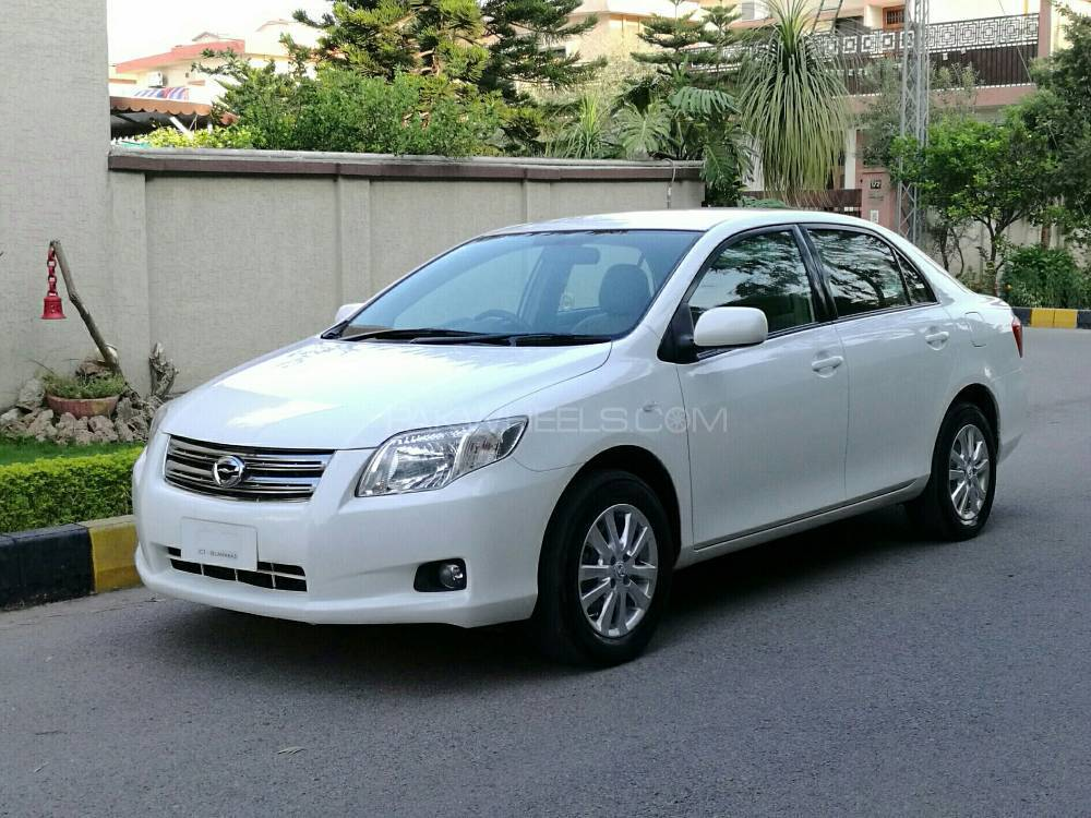 Toyota Corolla Axio X Special Edition 1 5 2007 For Sale In