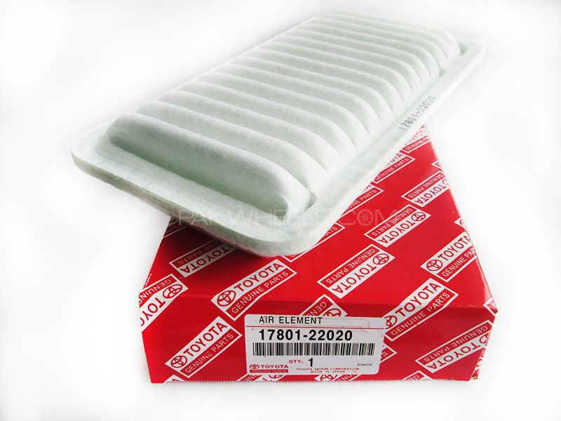 Air Filter Toyota Corolla 2001-2008 - 17801-22020 Image-1
