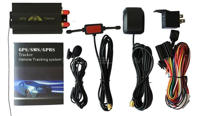 Self Monitoring Vehicle Tracking Security System Image-1