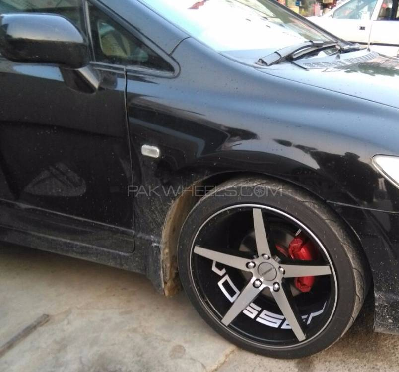 vossen cv3 18 alloy rims with 225 40 r18 tyres for sale in lahore parts pakwheels. Black Bedroom Furniture Sets. Home Design Ideas