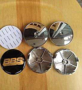 BBS Car Wheel Cap Logos Image-1