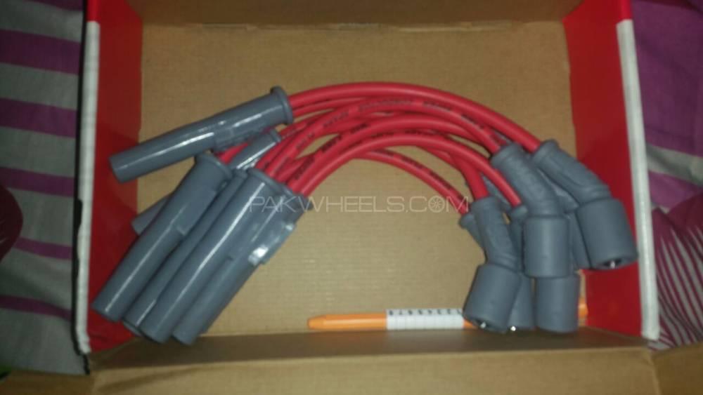 MSD aftermarket plug wires Image-1