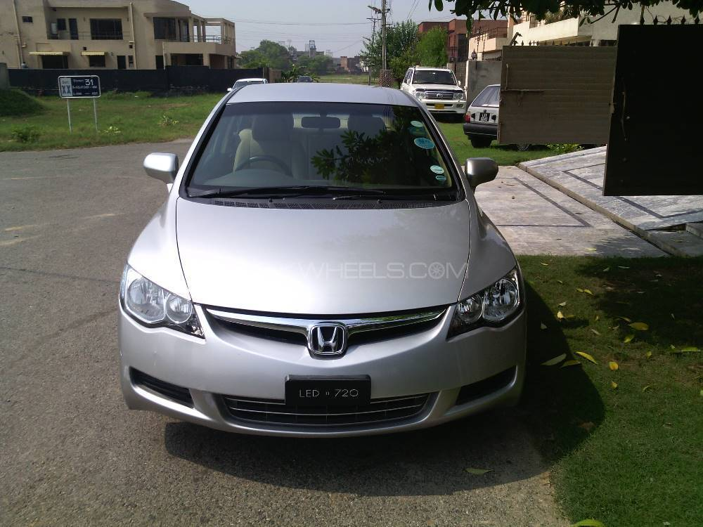 honda civic vti 1 8 i vtec 2011 for sale in lahore pakwheels. Black Bedroom Furniture Sets. Home Design Ideas