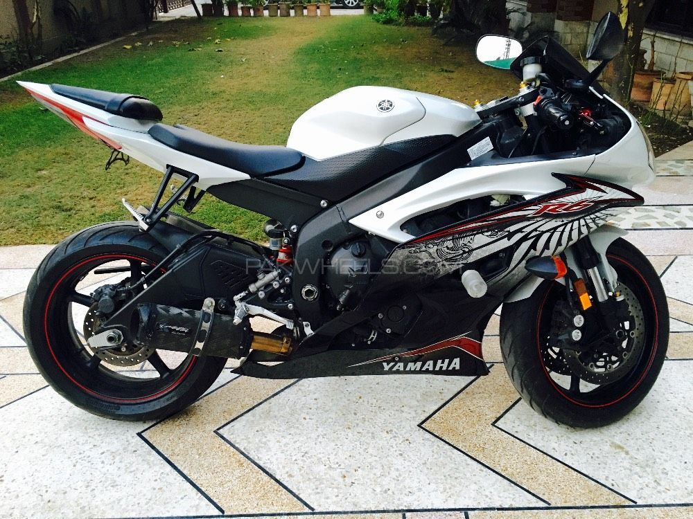 Used yamaha yzf r6 2012 bike for sale in lahore 169054 for 2012 yamaha r6 for sale