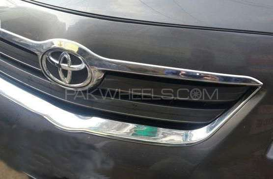 Chrome Trim Corolla 2009-10  Image-1
