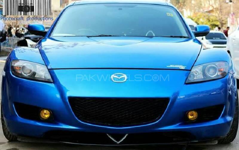 Mazda RX8 Type S 2008 Image-1