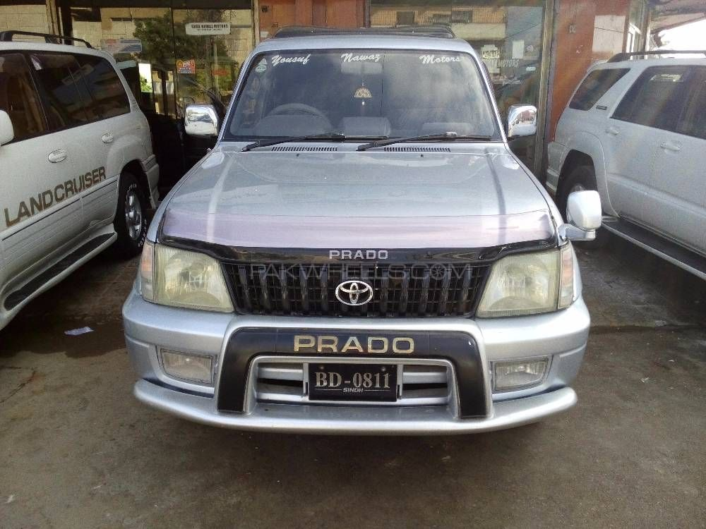 Toyota Prado TX Limited 3.4 2007 Image-1