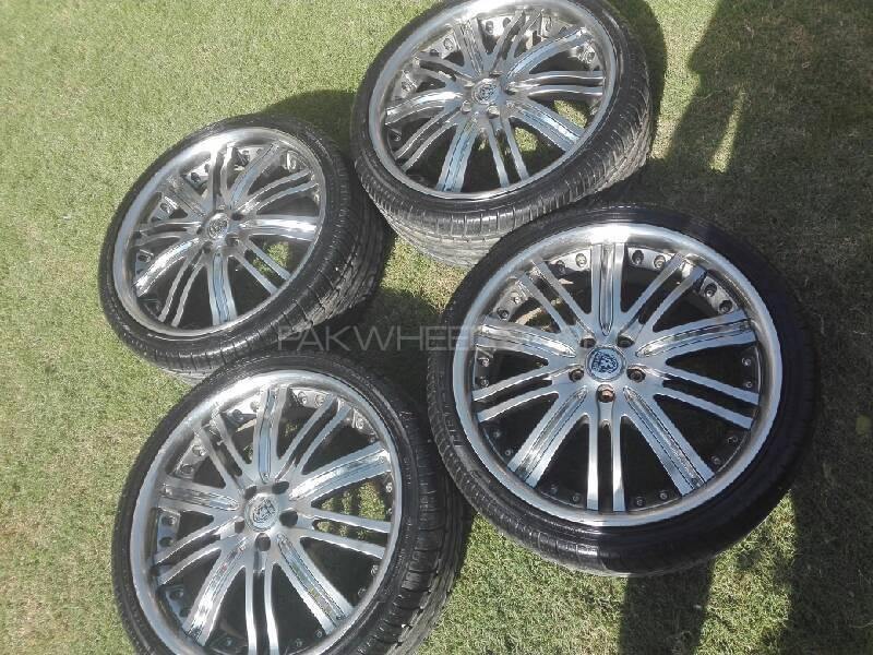 club linea original rims and tyres Image-1