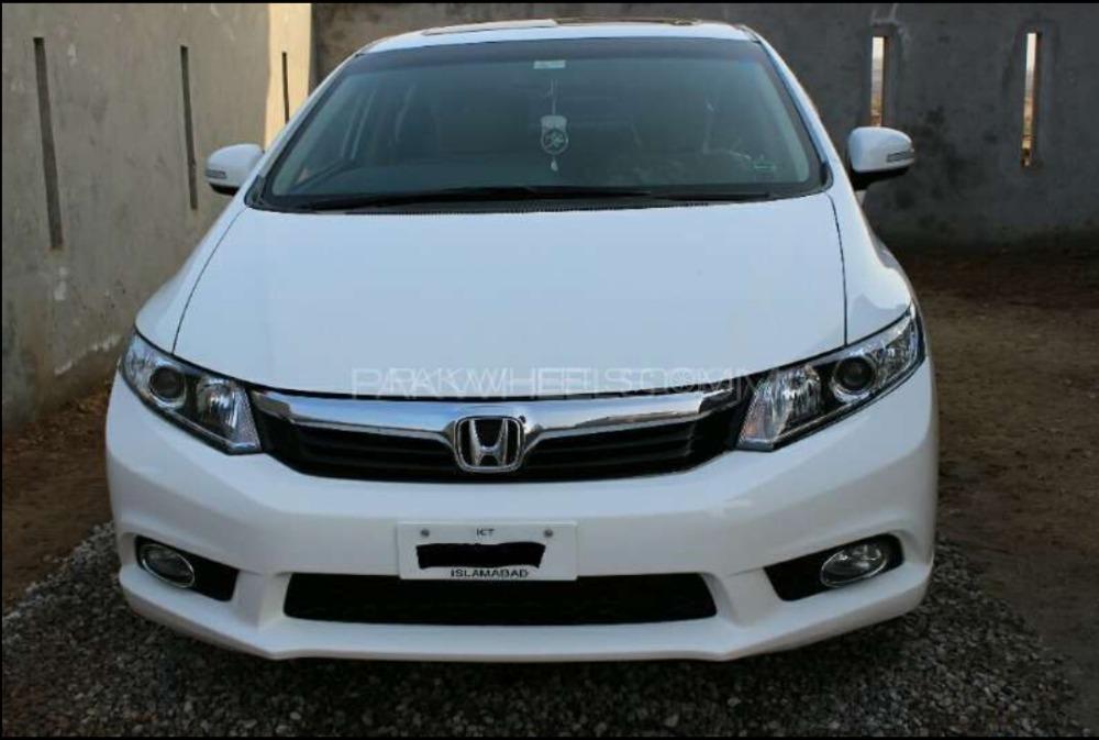 Honda Civic VTi Oriel Prosmatec 1.8 i-VTEC 2013 Image-2