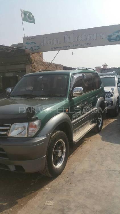 Toyota Prado TZ 3.4 1998 Image-1