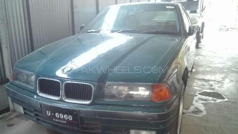 BMW i8 1987 Image-1