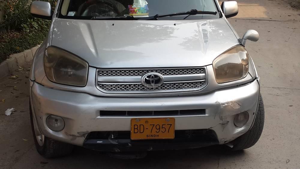 Toyota Rav4 2006 Image-2