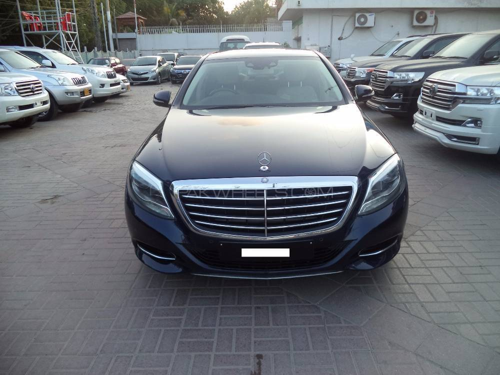 Mercedes benz s class s400 hybrid 2014 for sale in karachi for Mercedes benz hybrid cars