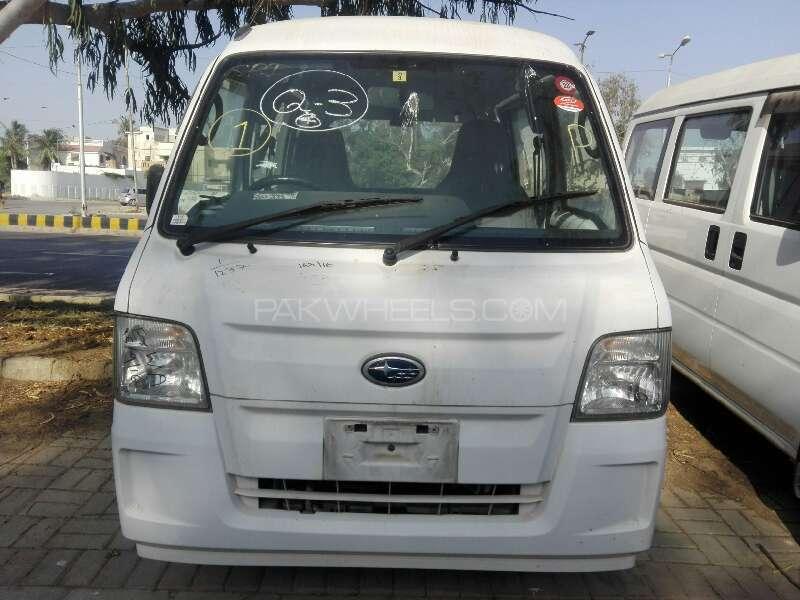 Subaru Sambar  2011 Image-1