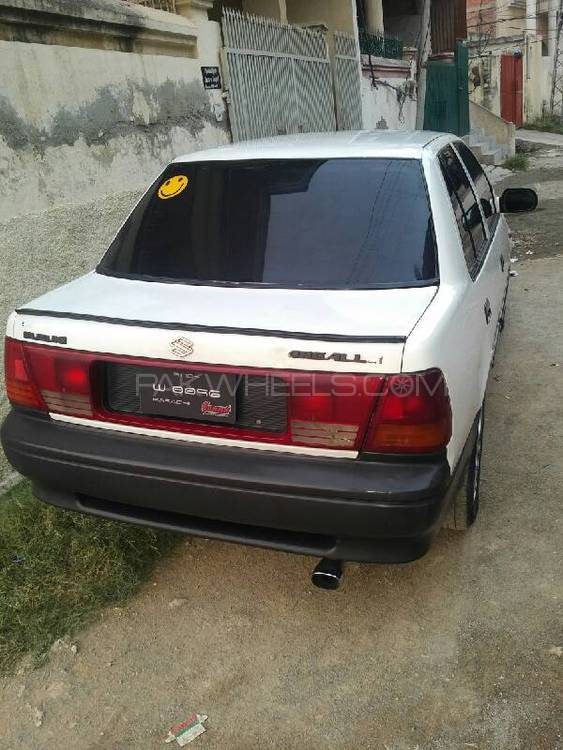Suzuki Margalla Gl 1993 For Sale In Rawalpindi Pakwheels