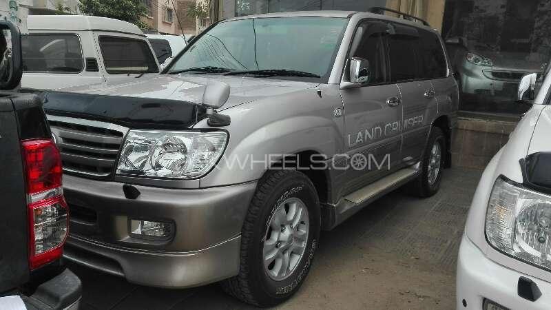 Toyota Land Cruiser VX 4.2D 1999 Image-1