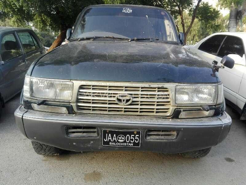 Toyota Land Cruiser VX 4.5 1992 Image-1