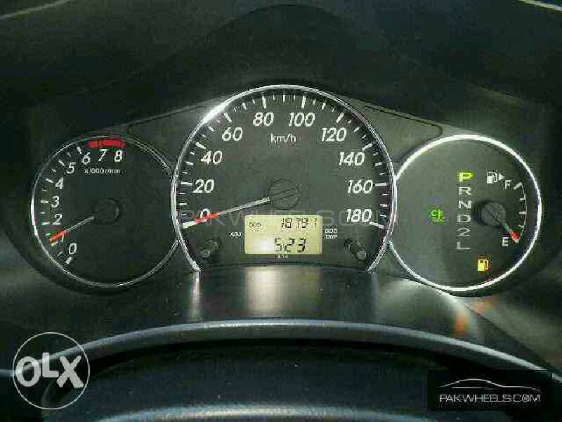 Toyota Rush G 2006 Image-3