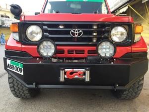 Toyota Land Cruiser RKR 1989 for Sale in Rawalpindi