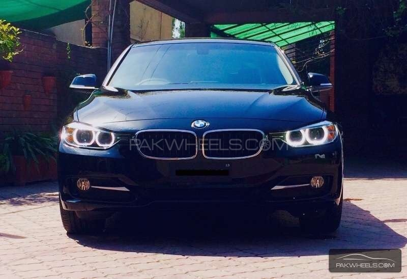 BMW Series I For Sale In Lahore PakWheels - 2013 bmw 318i