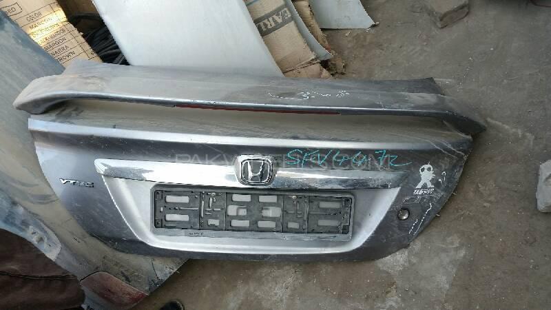 Honda City 2002 To 2005 Diggi For Sell Image-1