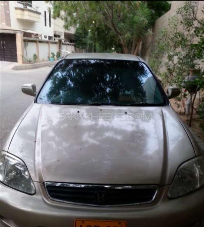 Honda Civic EXi 2000 Image-1