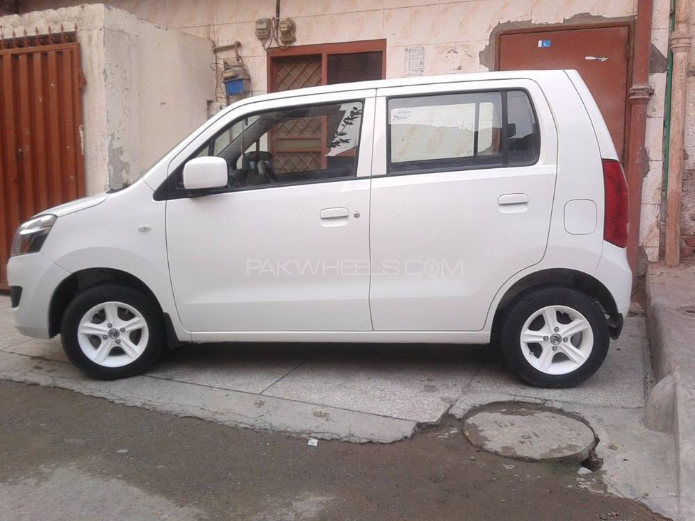 suzuki wagon r vxl 2016 for sale in lahore pakwheels. Black Bedroom Furniture Sets. Home Design Ideas
