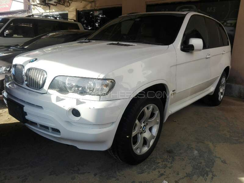 BMW X5 Series 3.0i 2003 Image-1