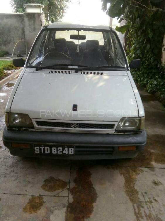 Suzuki Mehran VX (CNG) 1990 Image-1
