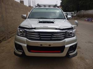 Toyota Hilux Vigo Champ TRD Sportivo  2012 for Sale in Karachi
