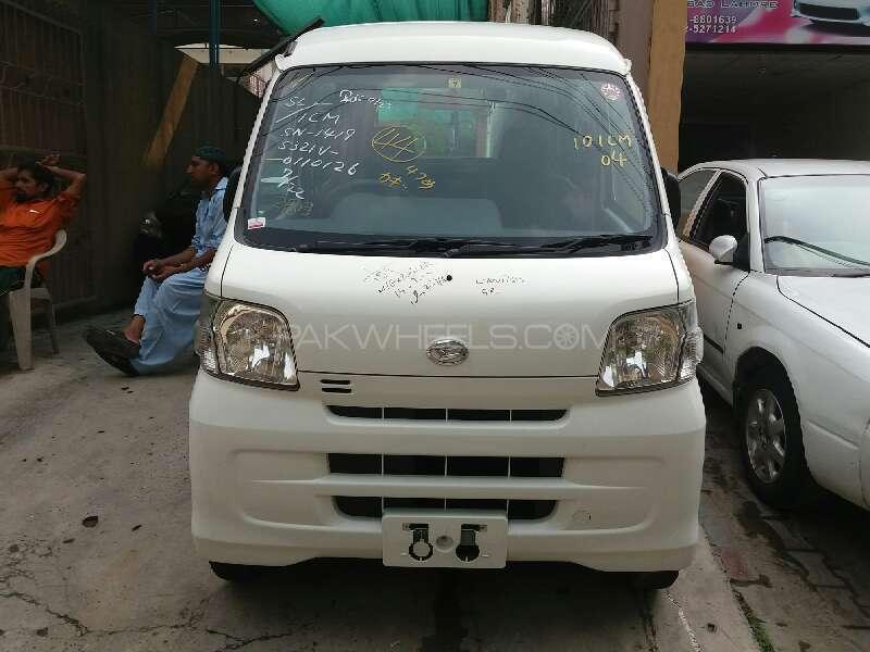 Daihatsu Hijet Basegrade 2011 Image-1