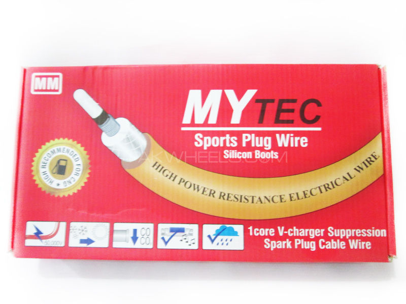 Suzuki Khyber Plug Wire Set in Lahore
