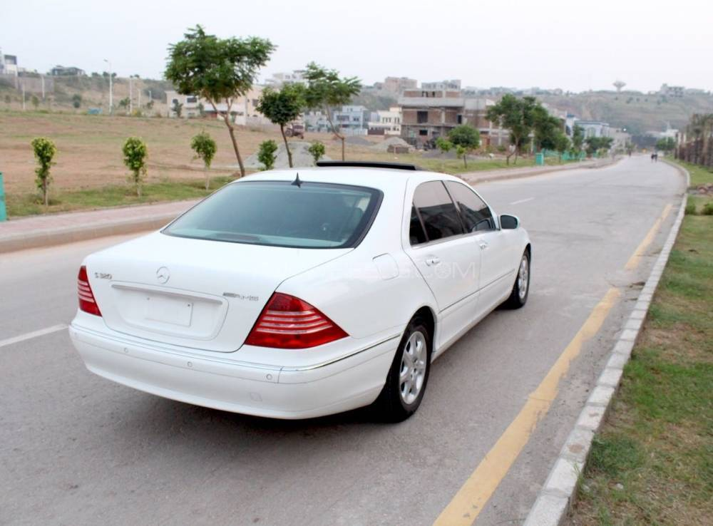 mercedes benz s class s 320 2000 for sale in islamabad pakwheels. Black Bedroom Furniture Sets. Home Design Ideas