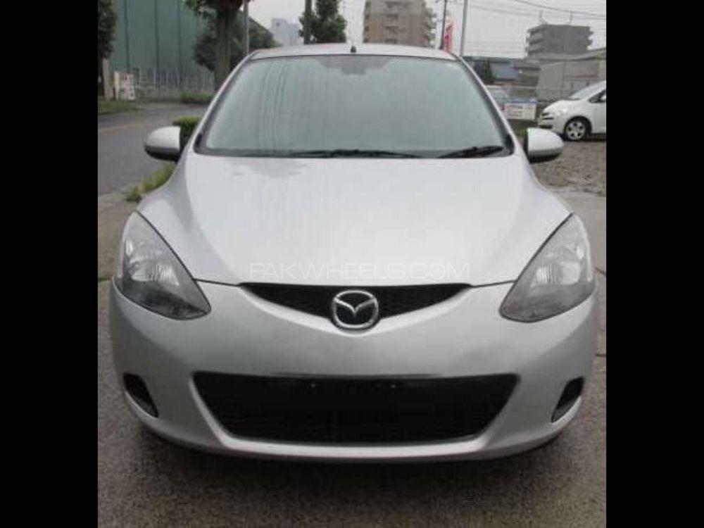 Mazda Demio 13-SKYACTIV SMART STYLISH 2007 Image-1